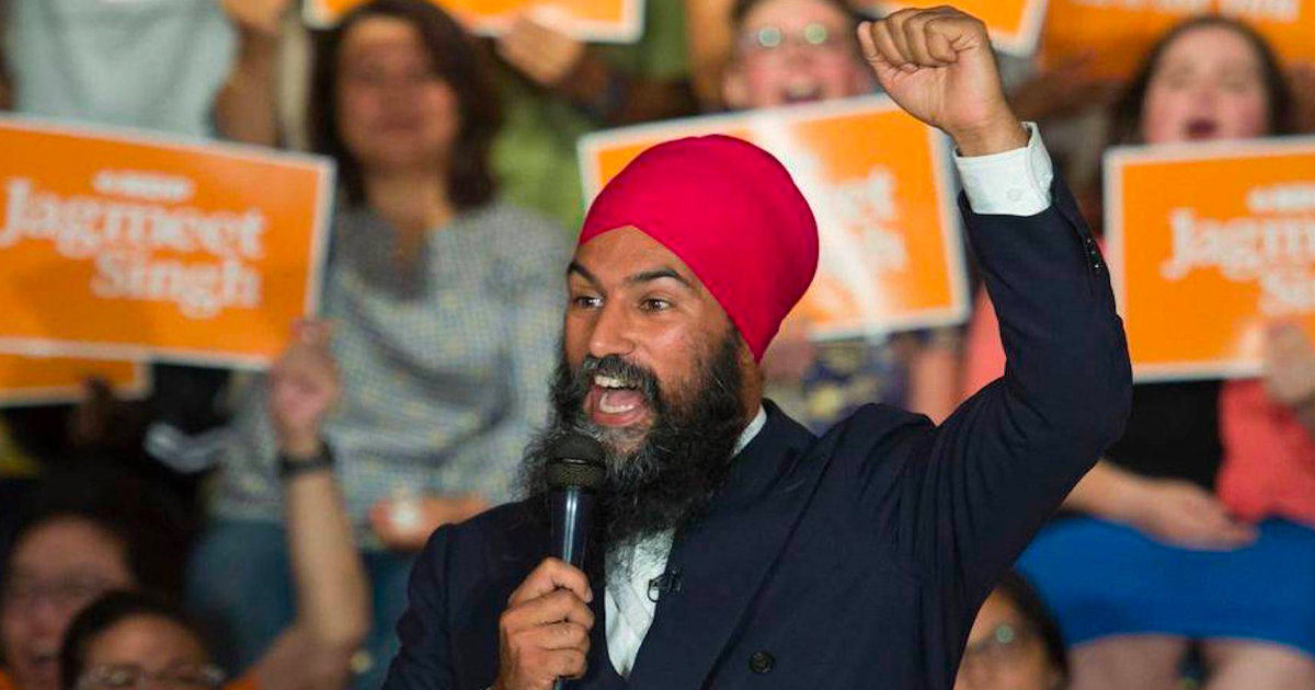 NDP to debate phasing out Canada's Armed Forces at policy convention